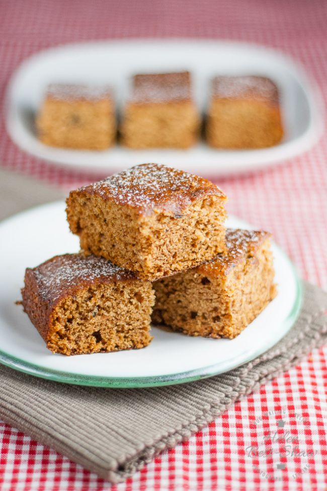 Easy Ginger Cake