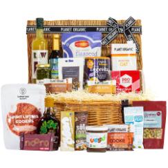 vegan snack box - Planet Organic