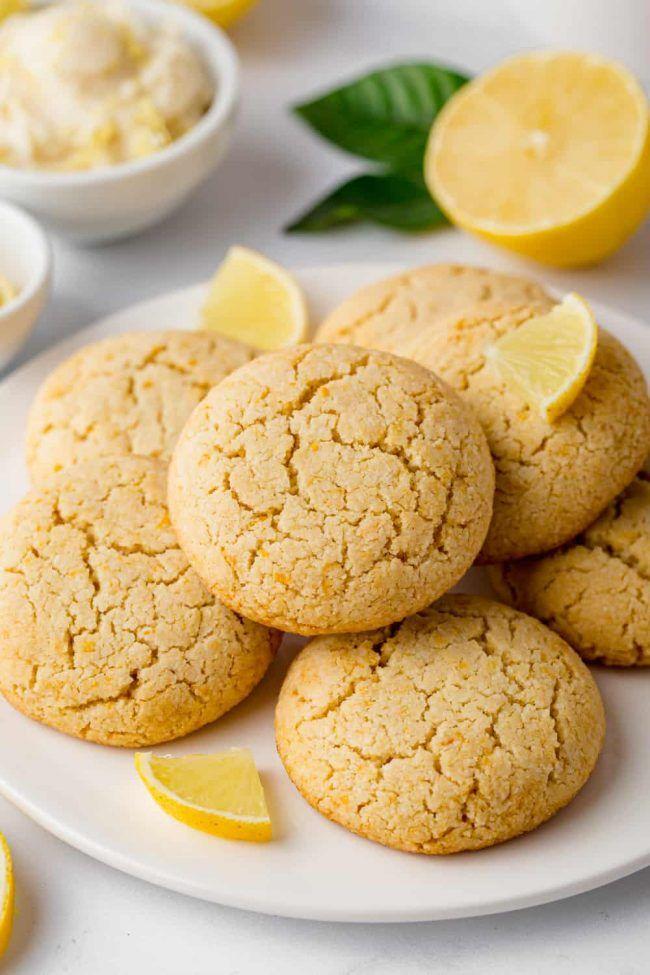 GF Lemon Cookies