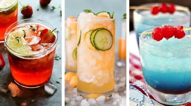 Vegan Gin Cocktails for Summer