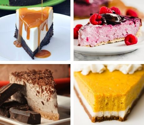 vegan baked cheesecake recipes