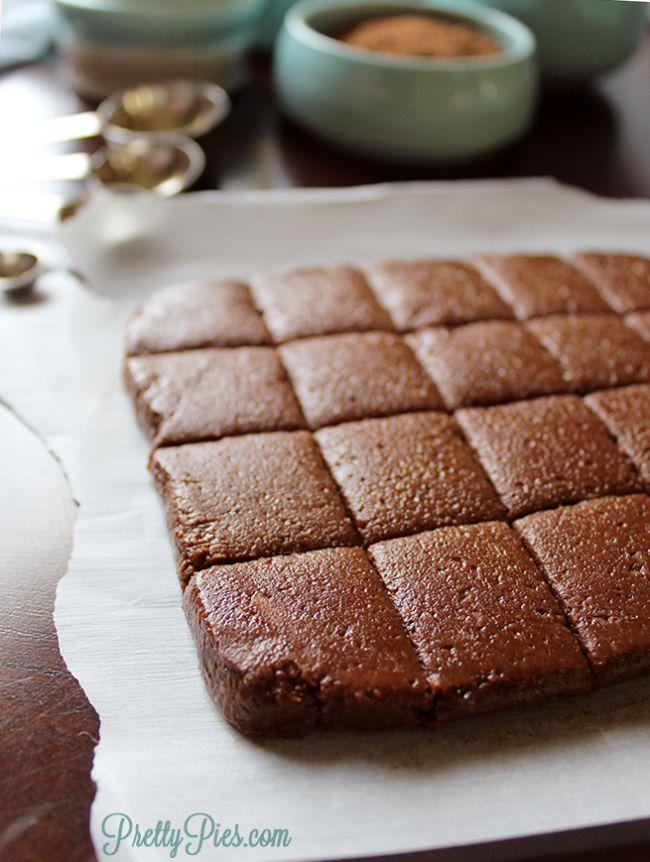 No-Bake Brownie Bites