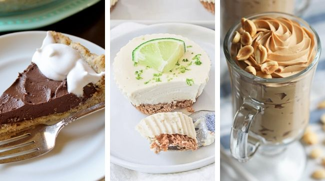 Vegan Low-Carb Dessert Recipes