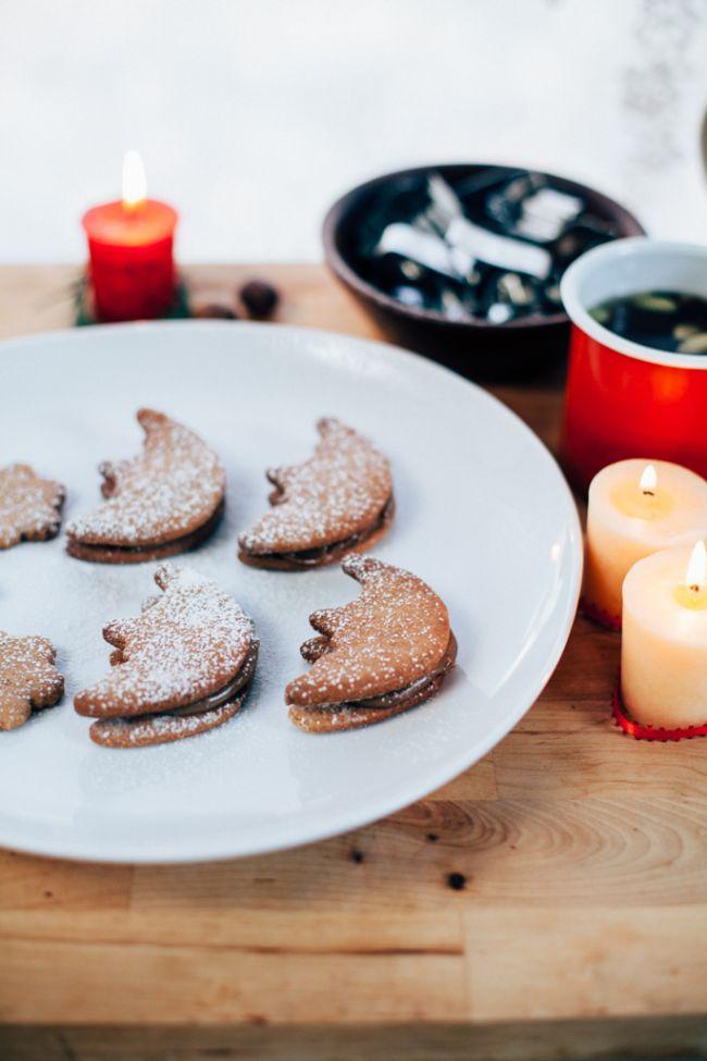 Dulce de Leche Graham Sandwich Cookies