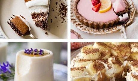 vegan no-bake dessert recipes