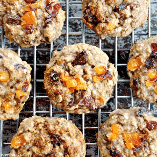 Overnight Oatmeal Cookies