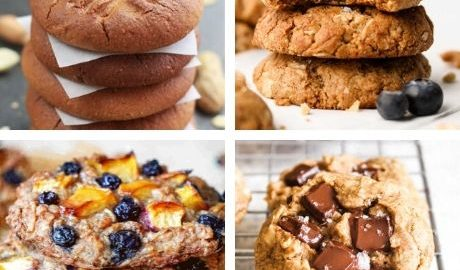 vegan oatmeal cookie recipes