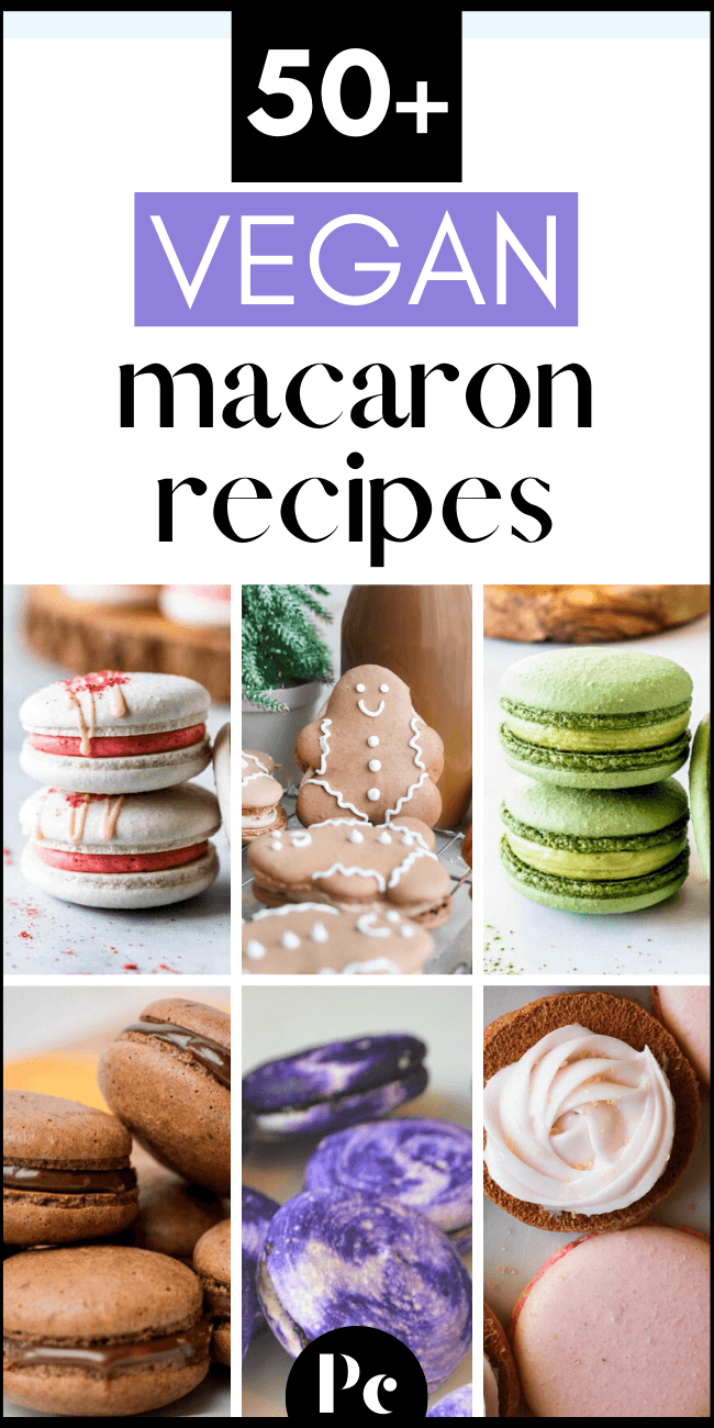 These easy vegan macaron recipes will give you guidance on how to make the perfect macaron and its filling, even if you are a beginner or a pastry chef. | Plantcake #vegan #veganrecipes
