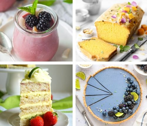 vegan Summer desserts